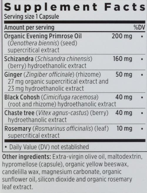 Estrotone Herbal Hormonal Balance 30 Vegetarian Capsules
