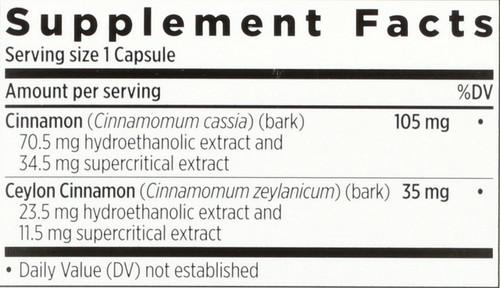 Cinnamon Force™ 60 Vegetarian Capsules