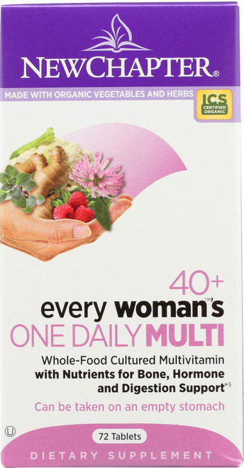 Every Woman One Daily 40 Plus  72