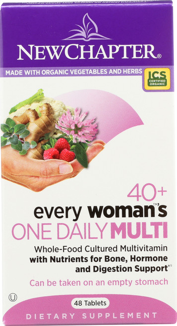 Every Womans One Daily 40 Plus 48