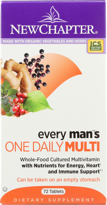 Every Man One Daily 72