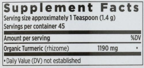 Fermented Turmeric Booster Powder 2.2 Oz