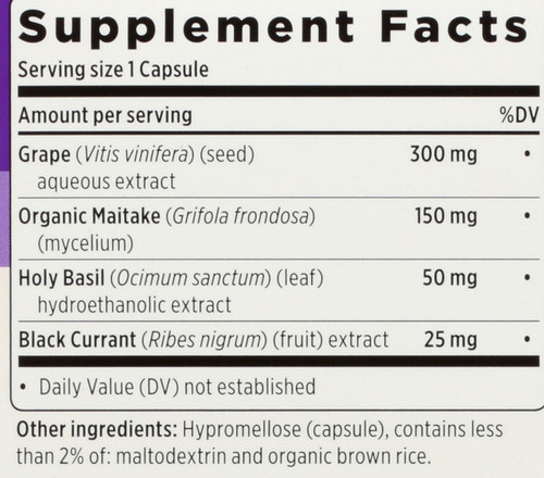 Blood Pressure Take Care™ 30 Vegetarian Capsules