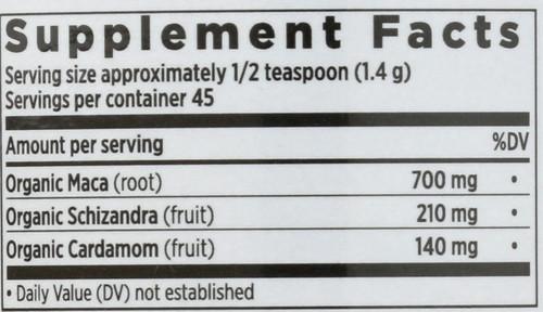 Fermented Maca Booster Powder  2.2 Oz