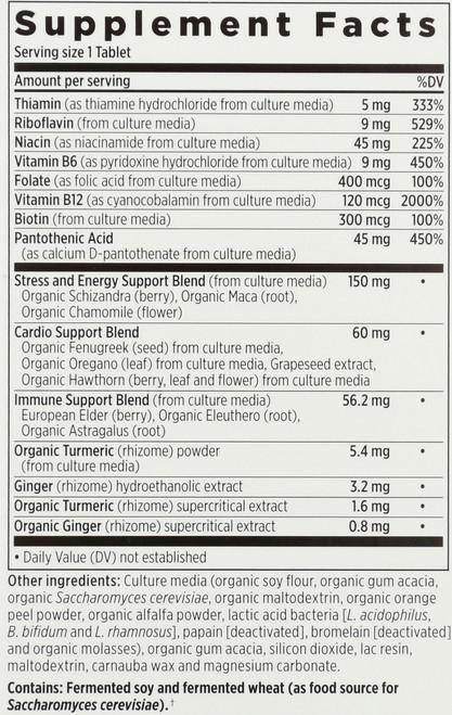 B Food Complex 60 Tablets