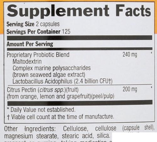 Acidophilus  250 Vegan Capsules