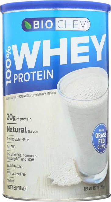 Whey Protein Natural 12.3 Oz
