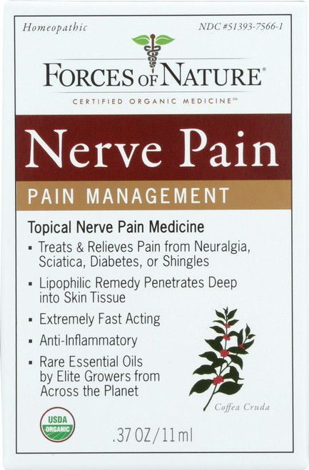 Nerve Pain Management Homeopathic Natural Treatment