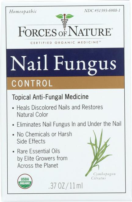 Nail Fungus Control Homeopathic Natural Treatment