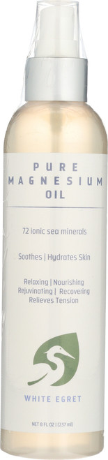 Pure Magnesium Oil 72 Ionic Minerals