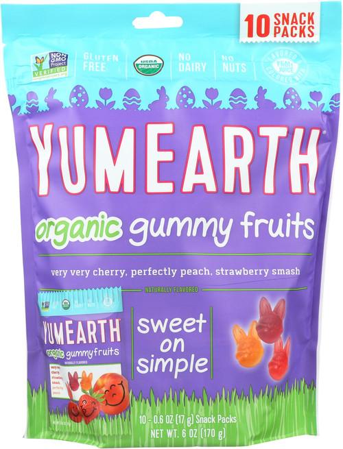 Gummy Fruits-Easter Organic