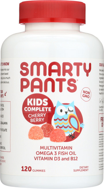 Kids Complete Cherry Berry Cherry, Mixed Berry, Grape