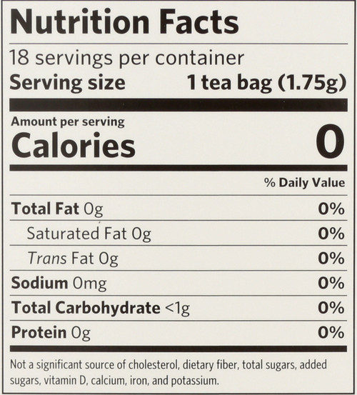 Functional Tea Immunity 18 Bags 1.11oz