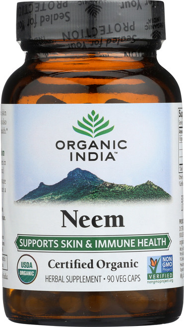 Whole Herb Supplement Neem
