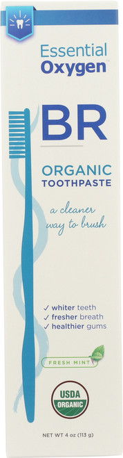 Br Toothpaste Peppermint