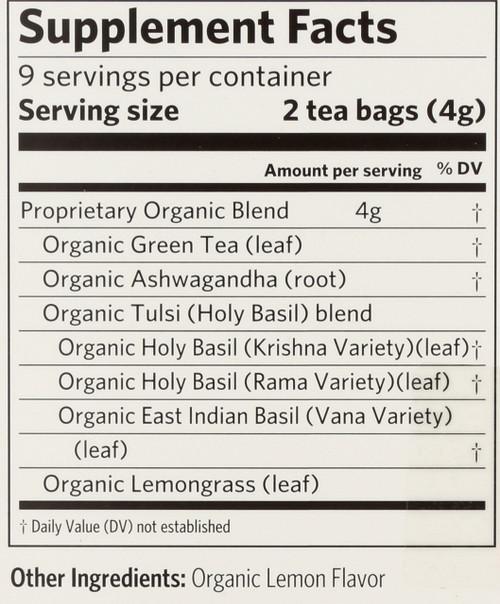 Functional Tea Thrive 18 Bags 1.27oz
