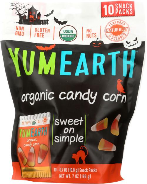 Organic Candy Corn