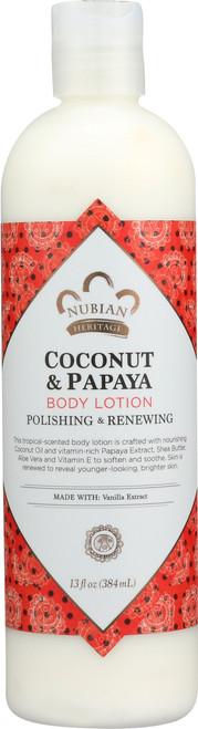 Coconut Papaya Lotion Coconut & Papaya