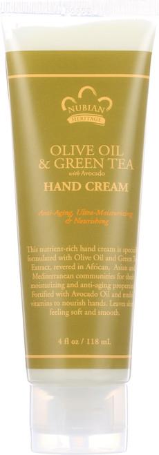 Hand Cream Olive Oil & Green Tea