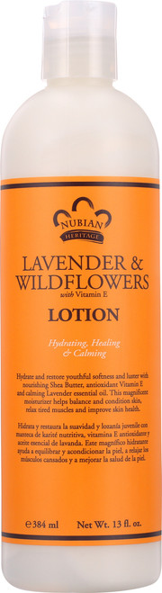 Lotion Lavender & Wildflowers