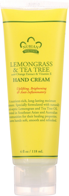 Hand Cream Lemongrass & Tea Tree