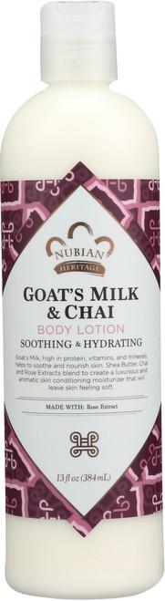 Goat'S Milk Lotion Goat'S Milk & Chai