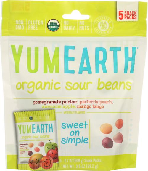 Sour Beans Snack Packs