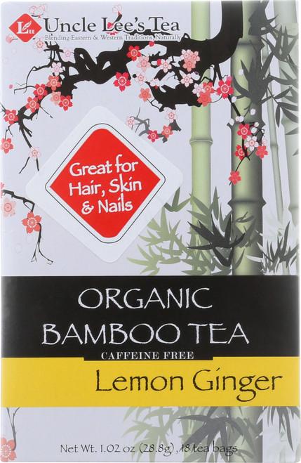 Tea Bamboo, Lemon Ginger