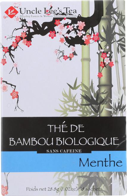 Tea Bamboo, Menthe
