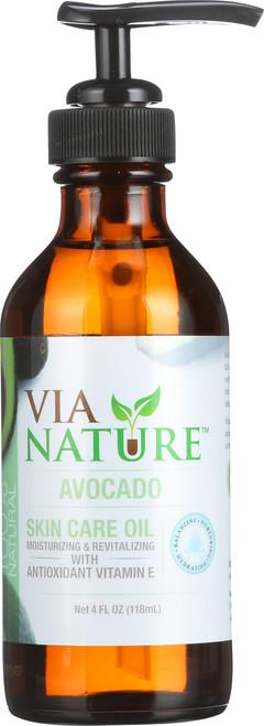 Skin Care Oil Avocado