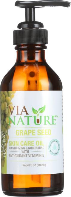 Skin Care Oil Grape Seed