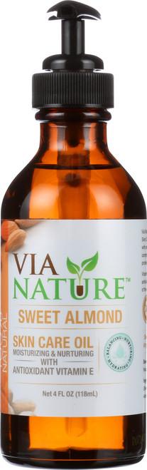 Skin Care Oil Sweet Almond