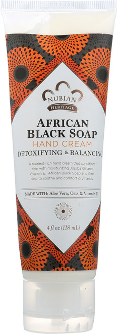 Abs Hand Cream African Black