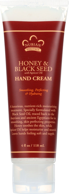 Hand Cream Honey & Black Seed