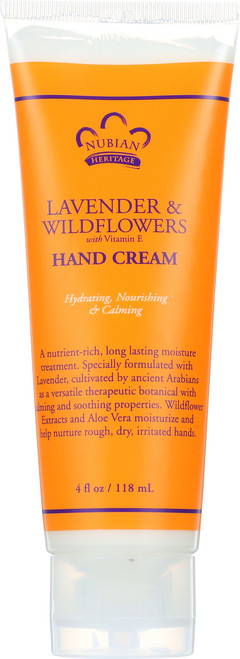 Hand Cream Lavender & Wildflowr