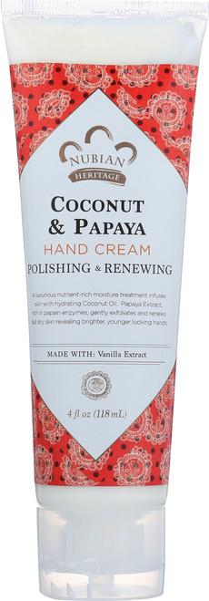 Coconut Papaya Hand Cream Coconut & Papaya