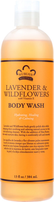 B0Dy Wash Lavender & Wildflowr