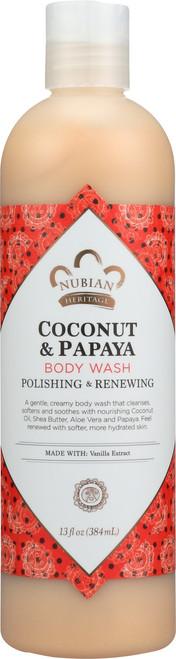 Coconut Papaya Body Wash Coconut & Papaya