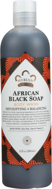 African Black Body Wash African Black