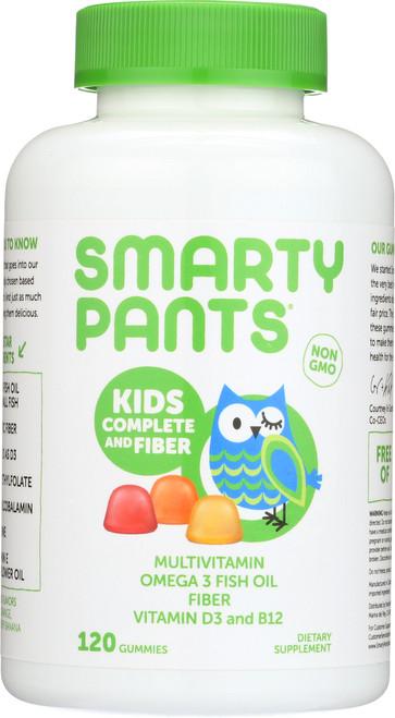 Kids Complete And Fiber Strawberry Banana, Lemon, Orange