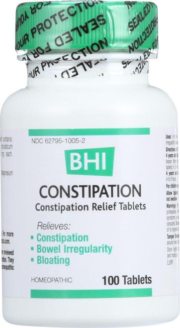 Constipation Relief