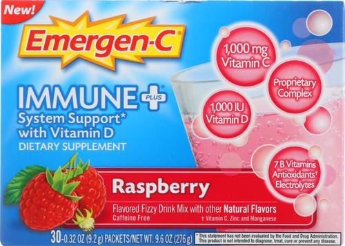 Immune Plus Raspberry