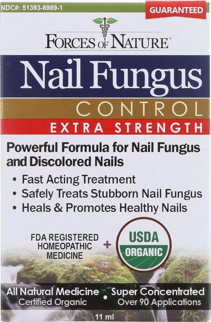 Nail Fungus Control