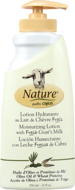 Lotion Olive Oil And Wheat Proteins