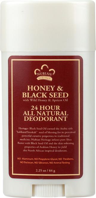 Deodorant Honey & Black Seed