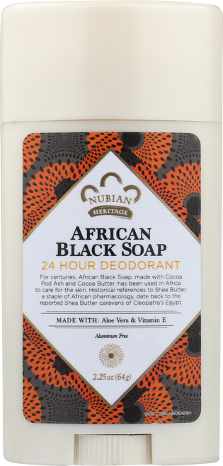 African Black Soap Deodorant African Black