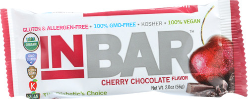 Snack Bar Cherry Chocolate
