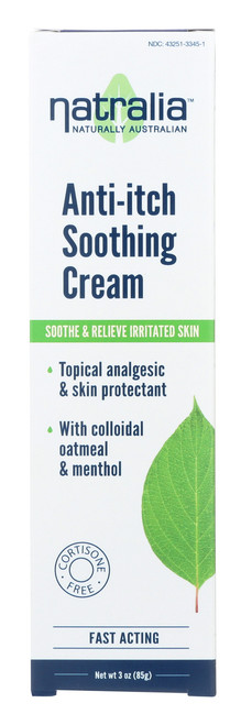 Cream Anti-Itch Soothing
