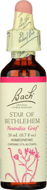 Original Flower Remedy Star Of Bethlehem