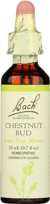 Original Flower Remedy Chestnut Bud